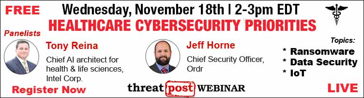 2020 Healthcare Cybersecurity Priorities: Data Security, Ransomware and Patching