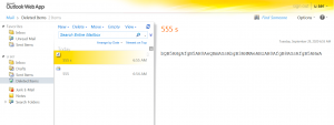 microsoft exchange server email compromise